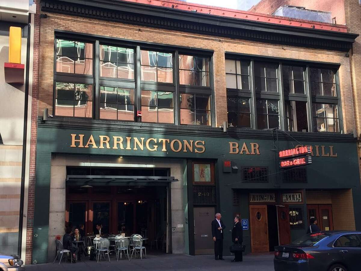 Harrington's Bar and Grill announced that it would permanently close after 85 years.