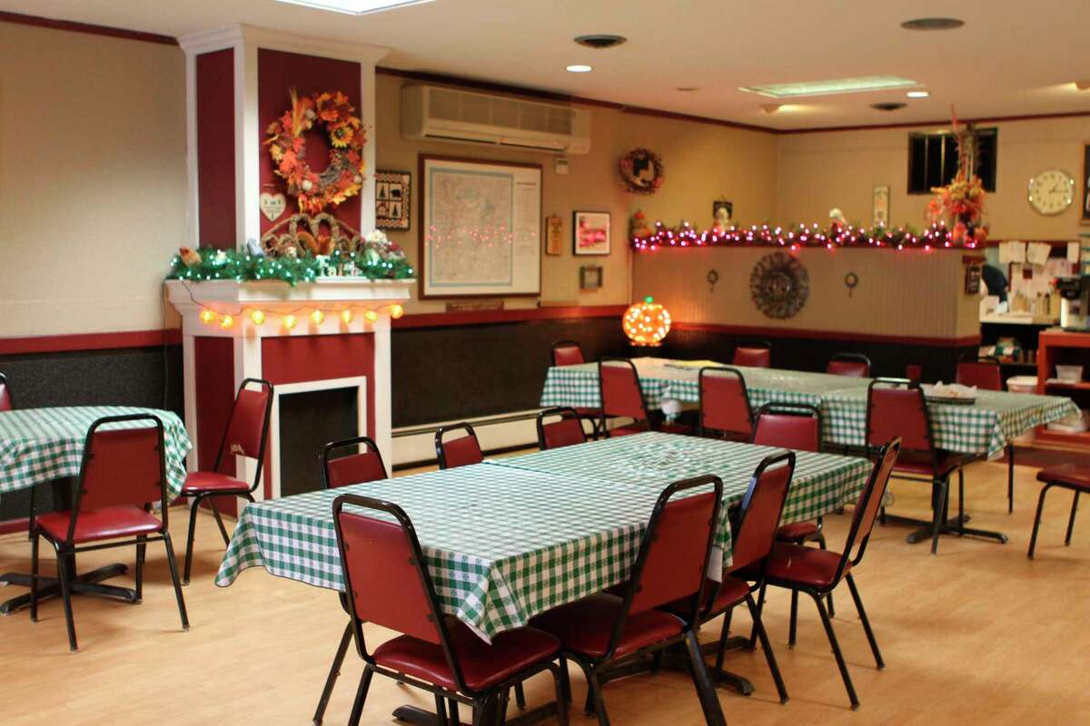 Wild Rose Cafe offers a wide variety of homemade meals, including seasonal soups, chili and more. (Pioneer photo/Taylor Fussman)