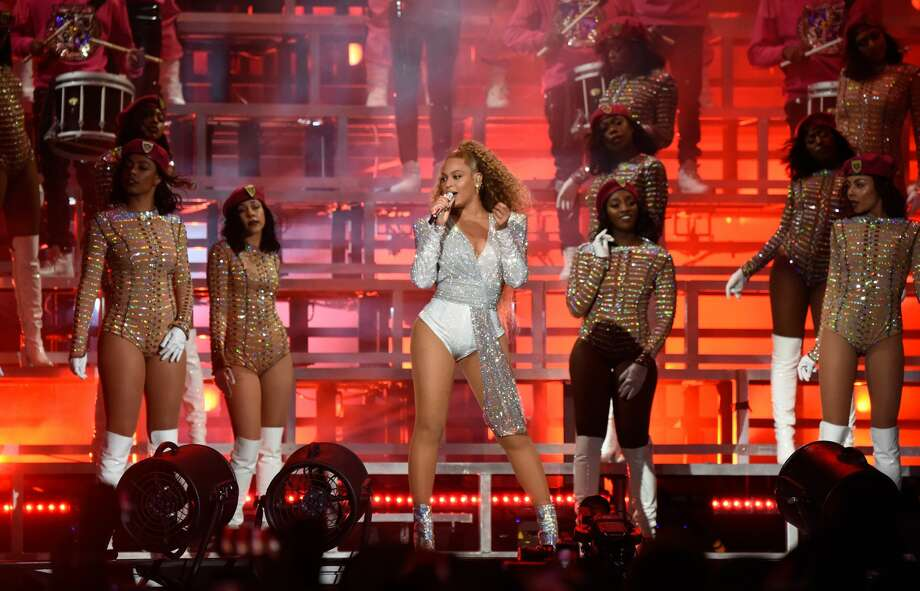 Lesson No. 1: Beyoncé has taught us to always eclipse ourselves. Every time we think Beyoncé has reached her peak, she manages to wow us with another impossible feat. Photo: Kevin Mazur/Getty Images For Coachella / 2018 Kevin Mazur