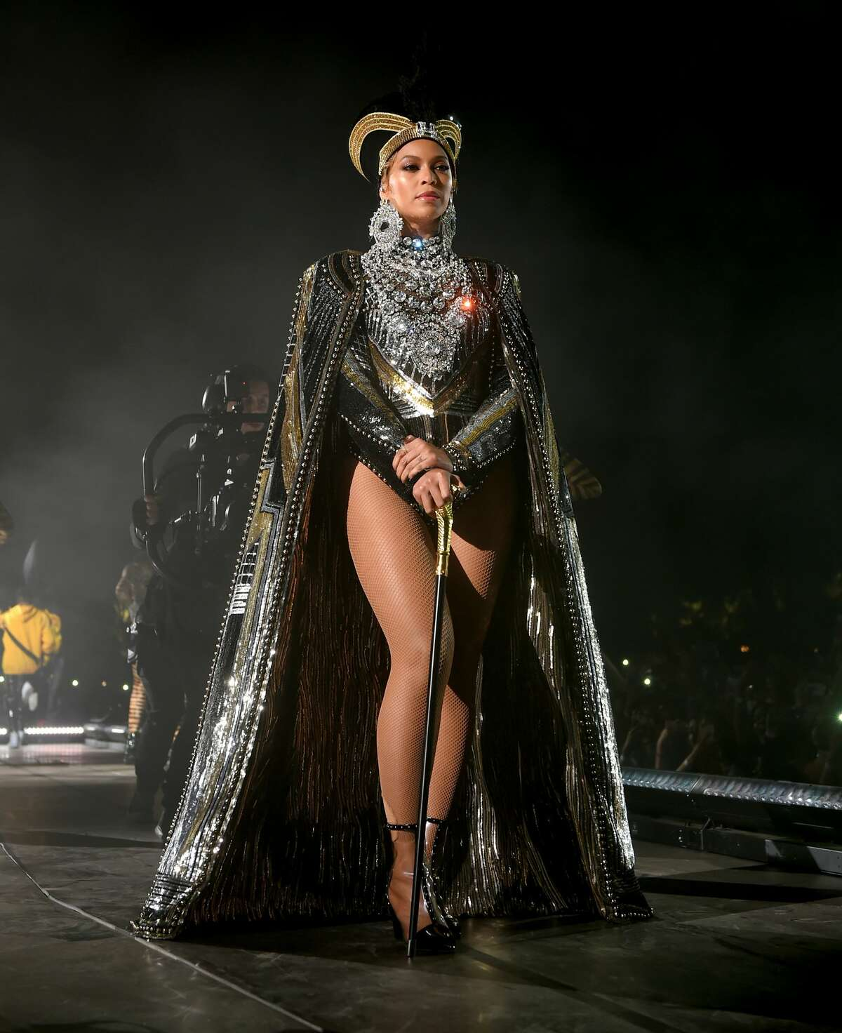 Is there anything Beyoncé can't do?