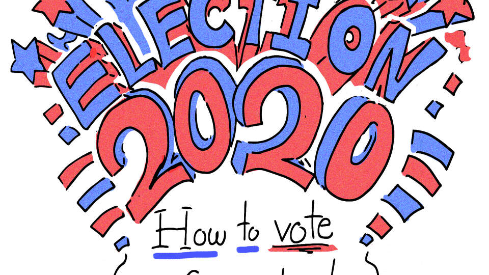 Election 2020 Zine: How to vote in Connecticut