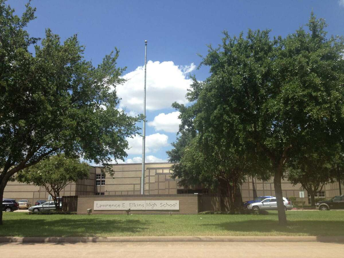 Elkins High School is shown in this undated file photo.