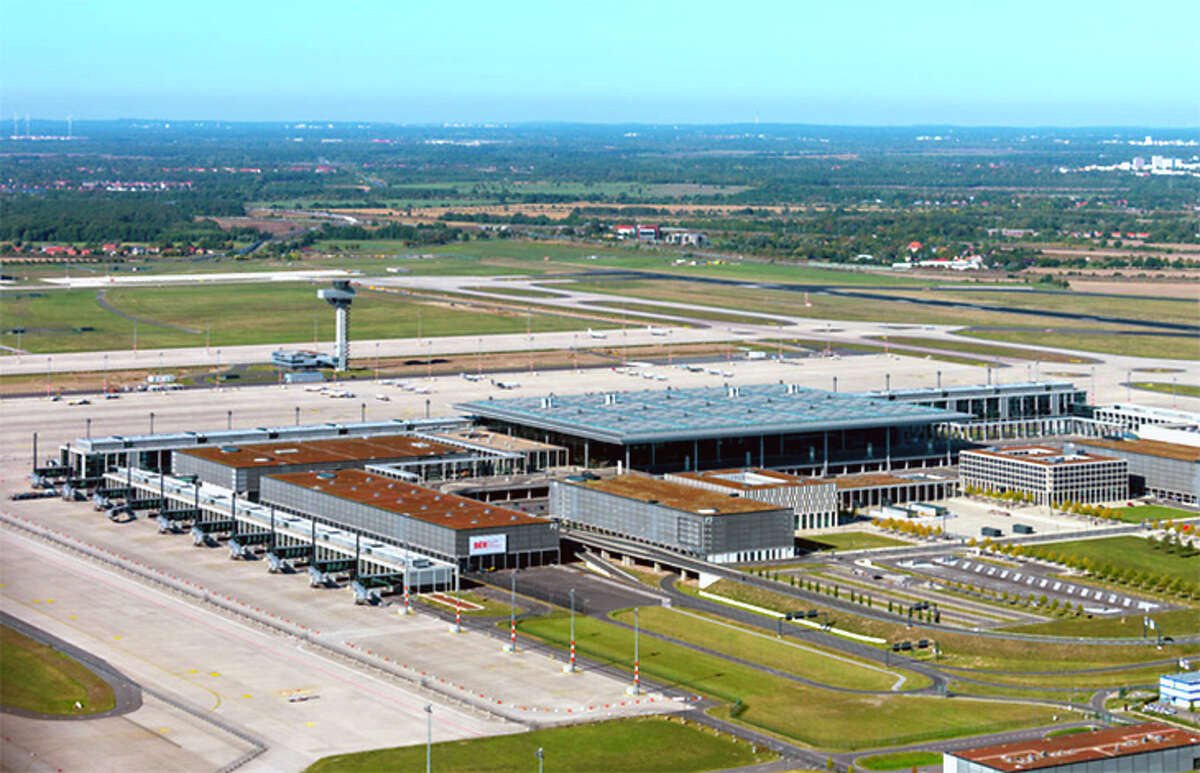 Berlin's new Brandenburg Airport opens later this month -- nine years late.