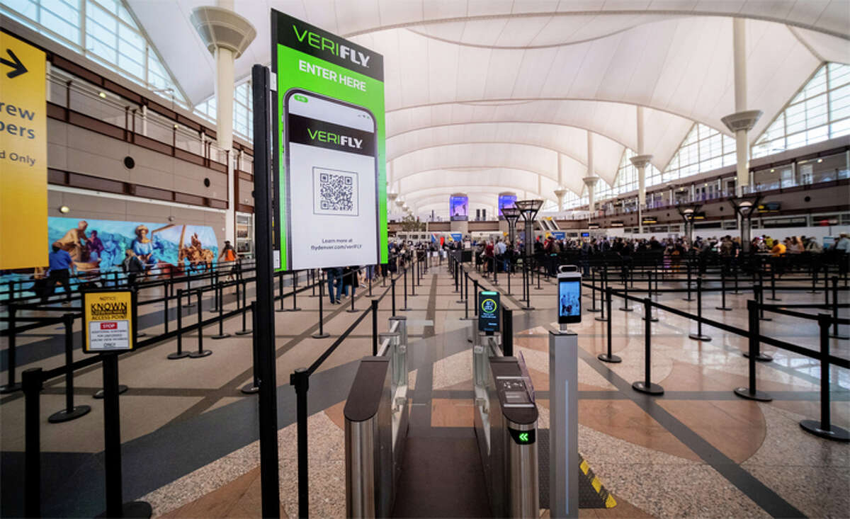 Denver International is the first airport to introduce reservations-only TSA screening via the VeriFLY app.