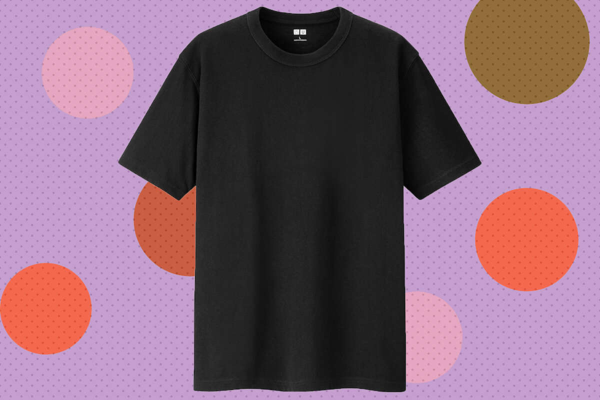 Uniqlo U T-shirts are marked down from $14.90 to as little as $5.90.