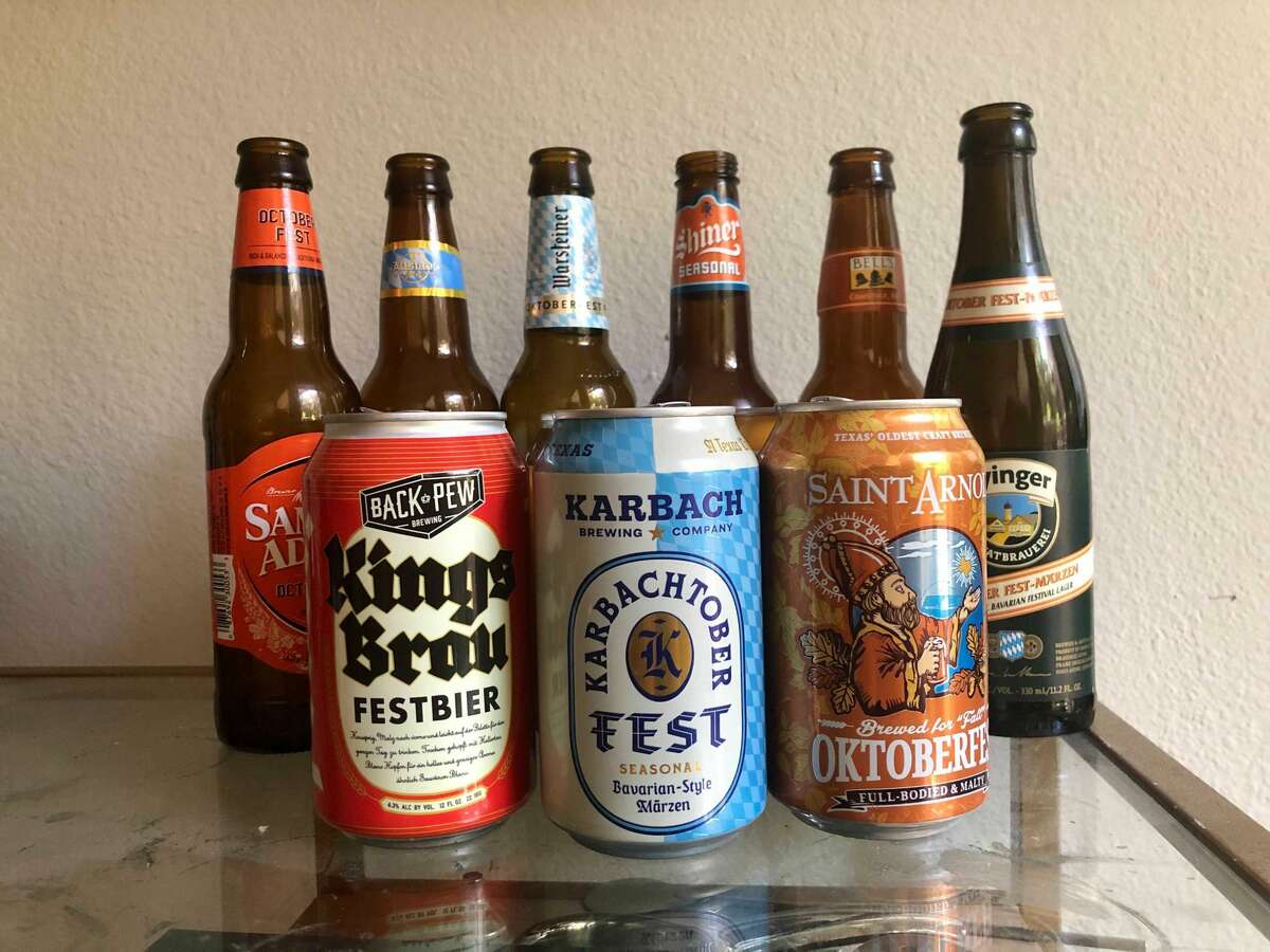 We tried a total of 12 beers from H-E-B, six in bottles and six in cans.