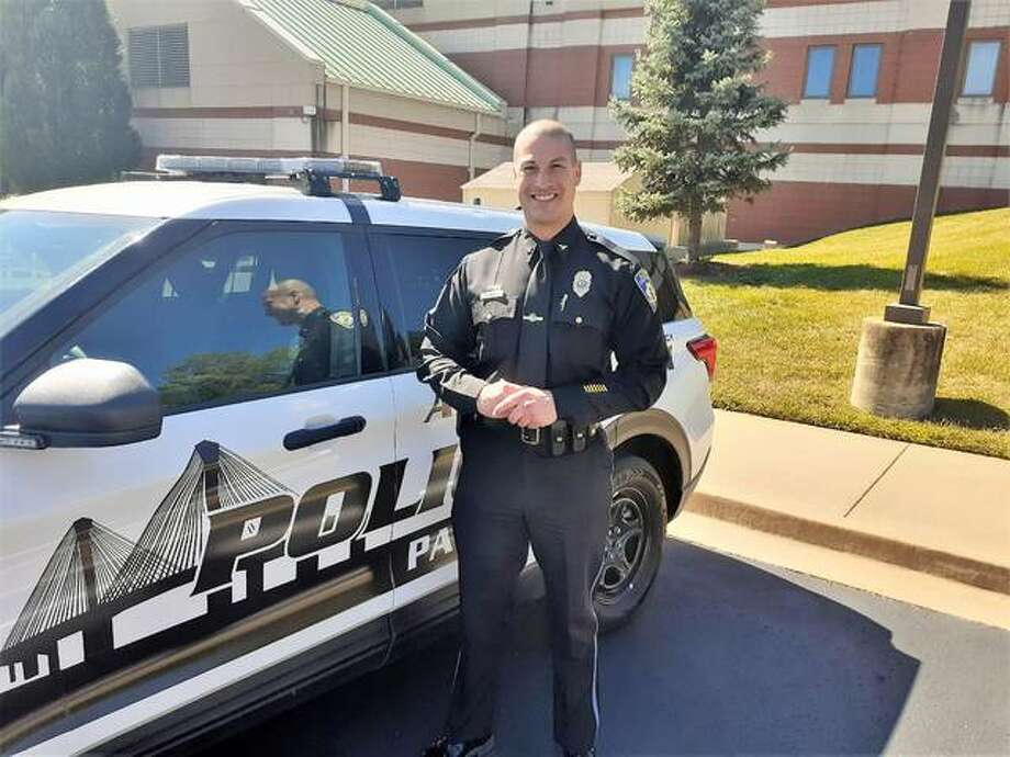 Alton Police Chief Pulido said he knew when he was 16 that he wanted to become a police officer. In 2001, he joined the Alton Police force that he now directs.
