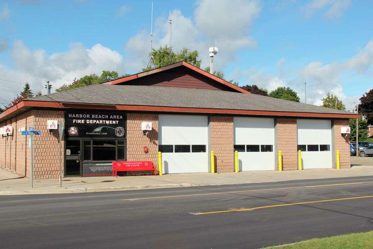 The Harbor Beach Area Fire Department (Robert Creenan/Huron Daily Tribune)