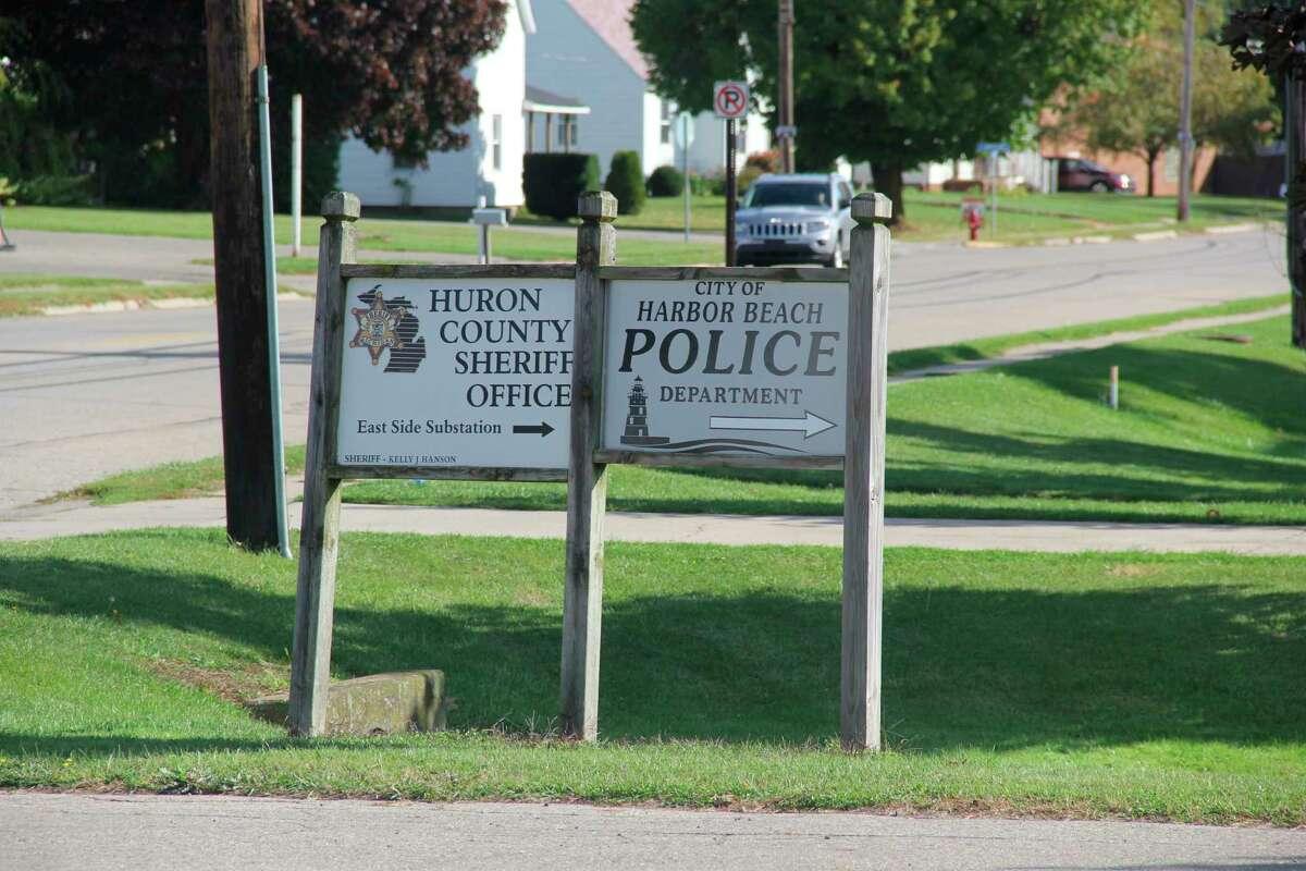 The Harbor Beach Police Department (Robert Creenan/Huron Daily Tribune)