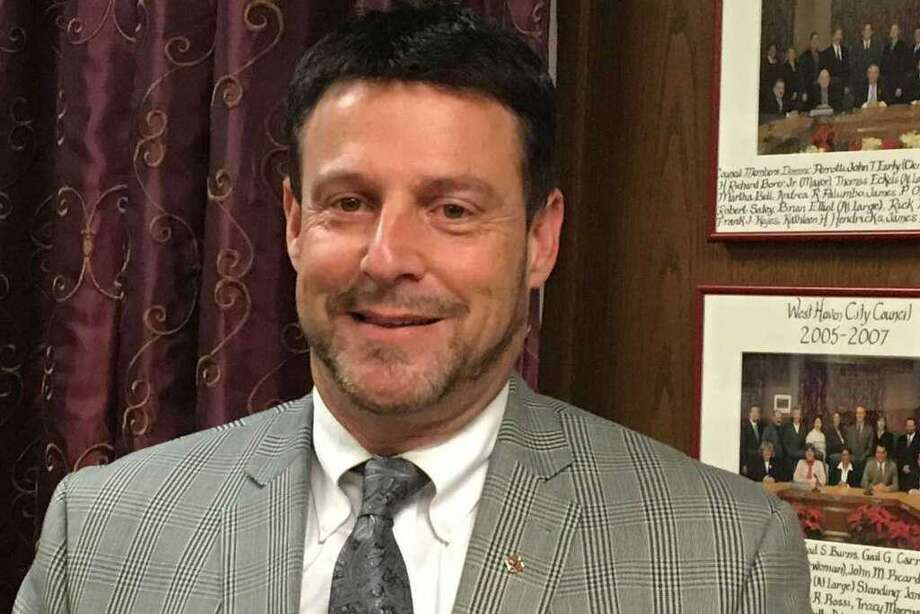 City Council Chairman Ron Quagliani Photo: Photo By Mark Zaretsky /Hearst Connecticut Media