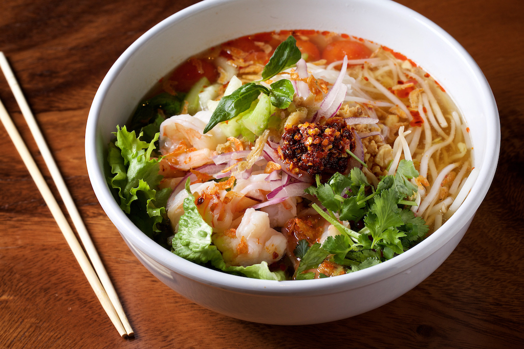 The Fantastic Little Saigon Food Tour is a fun activity and a great way to support local businesses.
