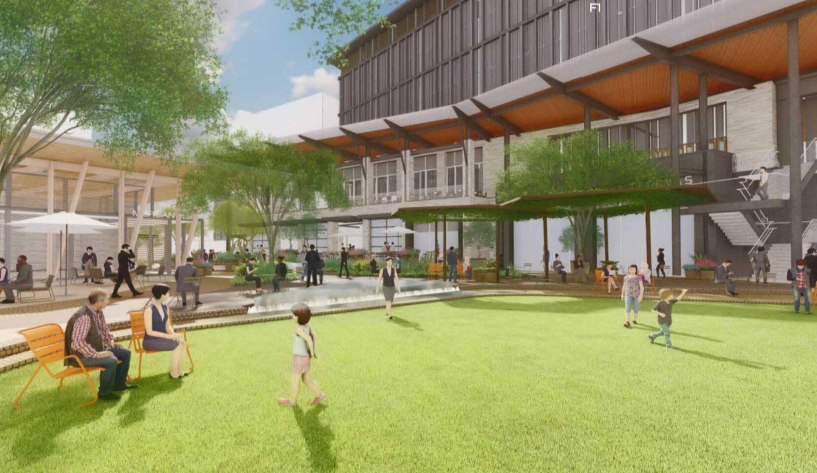 Apartemen Broadway East dekat Pearl menerima persetujuan pendanaan TIRZ