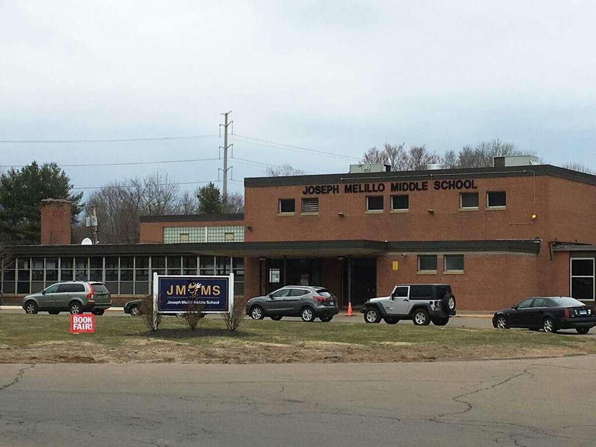 Joseph Melillo Middle School in East Haven.