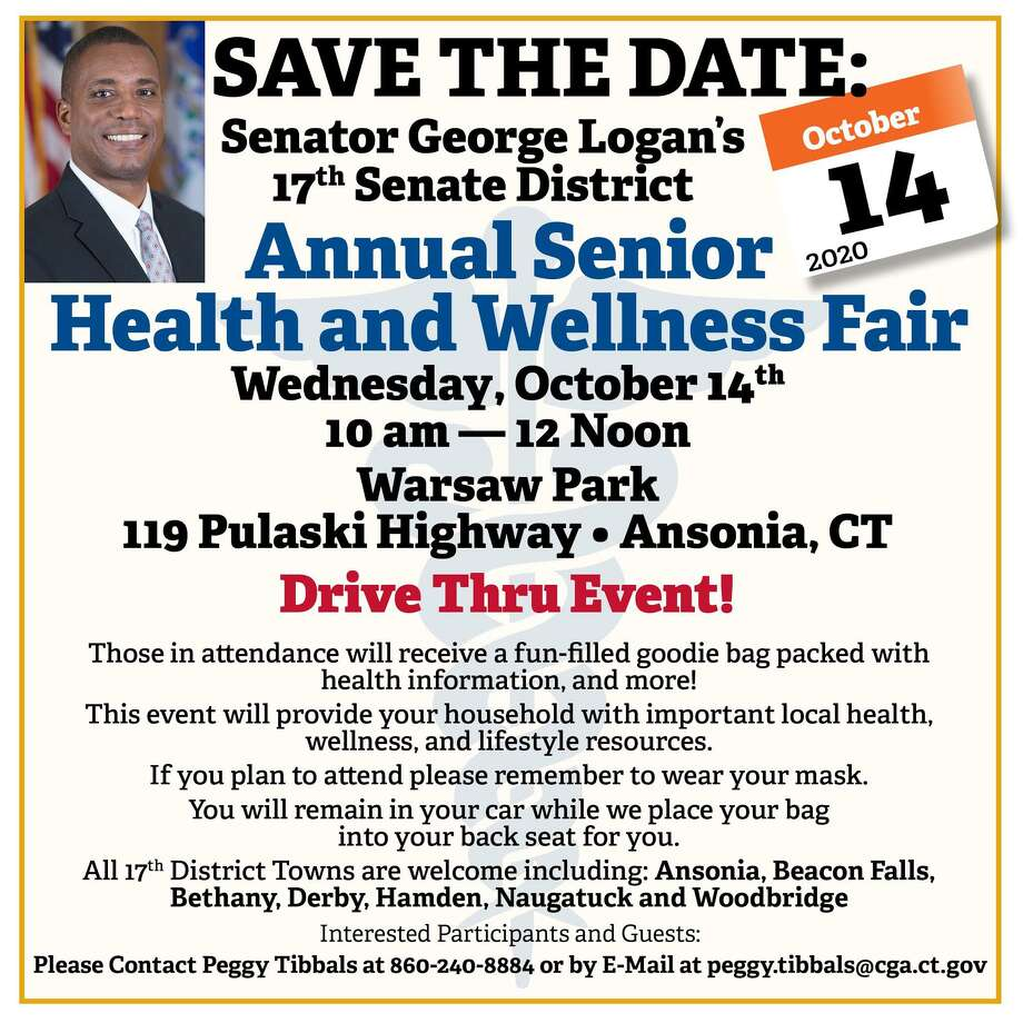 A Valley tradition for more than three decades, the senior health and wellness fair at Warsaw Park, will happen this year, but with big changes made in the name of safety. Photo: Contributed