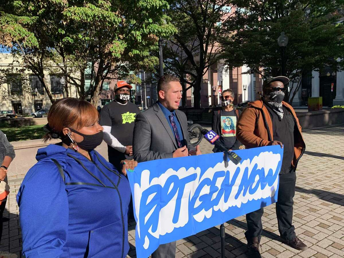 Bridgeport State Rep. Antonio Felipe believes that too many people think of crime, corruption and fraud whenever Bridgeport is mentioned.