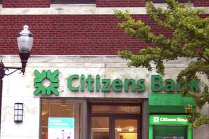 A Citizens Bank branch in  Stamford