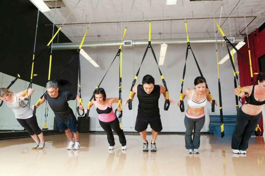 Hanging Out at the Gym: TRX is hot fitness trend - Connecticut Post