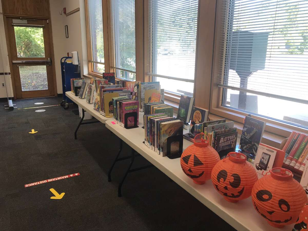 As part of its phased reopening, Guilderland Public Library's Normanskill Room is open for public browsing as of Oct. 7: Monday, Wednesday and Friday: 10 a.m.-1 p.m. and 1:30 p.m.-4 p.m.; Tuesday to Thursday: 1 p.m.-4:30 p.m. and 5 p.m.-7 p.m.; Saturday: 10 a.m.-2 p.m. For shifts longer than four hours, the room will be closed temporarily halfway through for cleaning and restocking. No appointment is necessary.