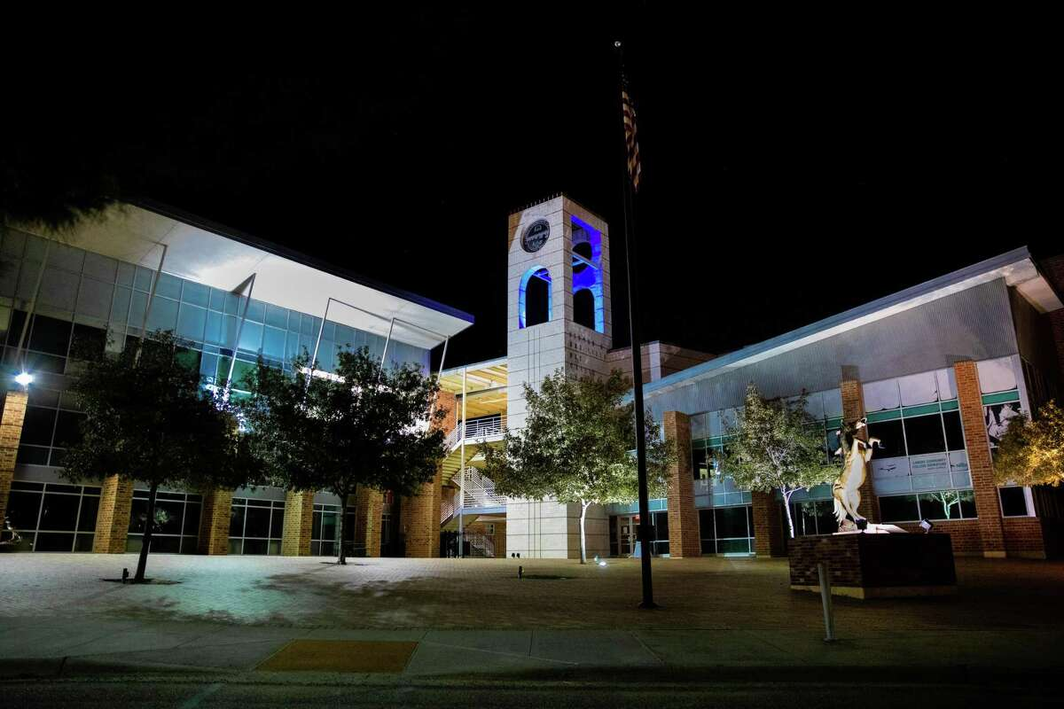 The Laredo College south campus is pictured in this file photo.