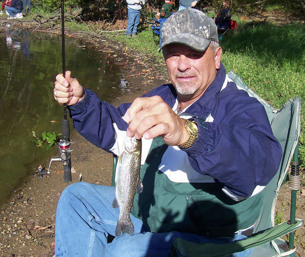 The annual Illinois Catchable Trout Season, opening Oct. 17, offers anglers an opportunity to catch fish normally not available in this state. Once again, this year's program offers a special early opportunity for fly fishing enthusiasts.