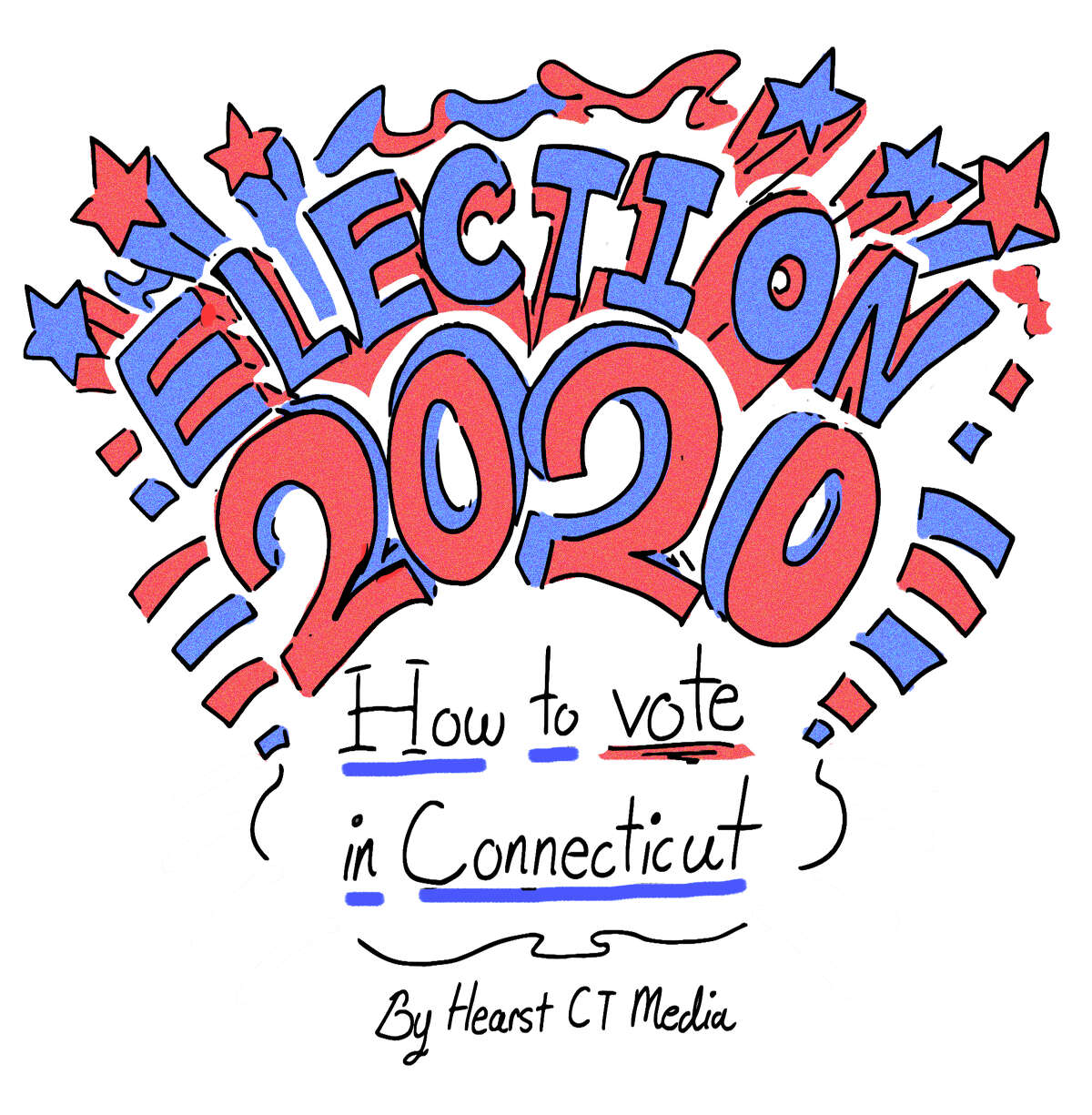 Here's your guide to voting in Connecticut in the 2020 election.