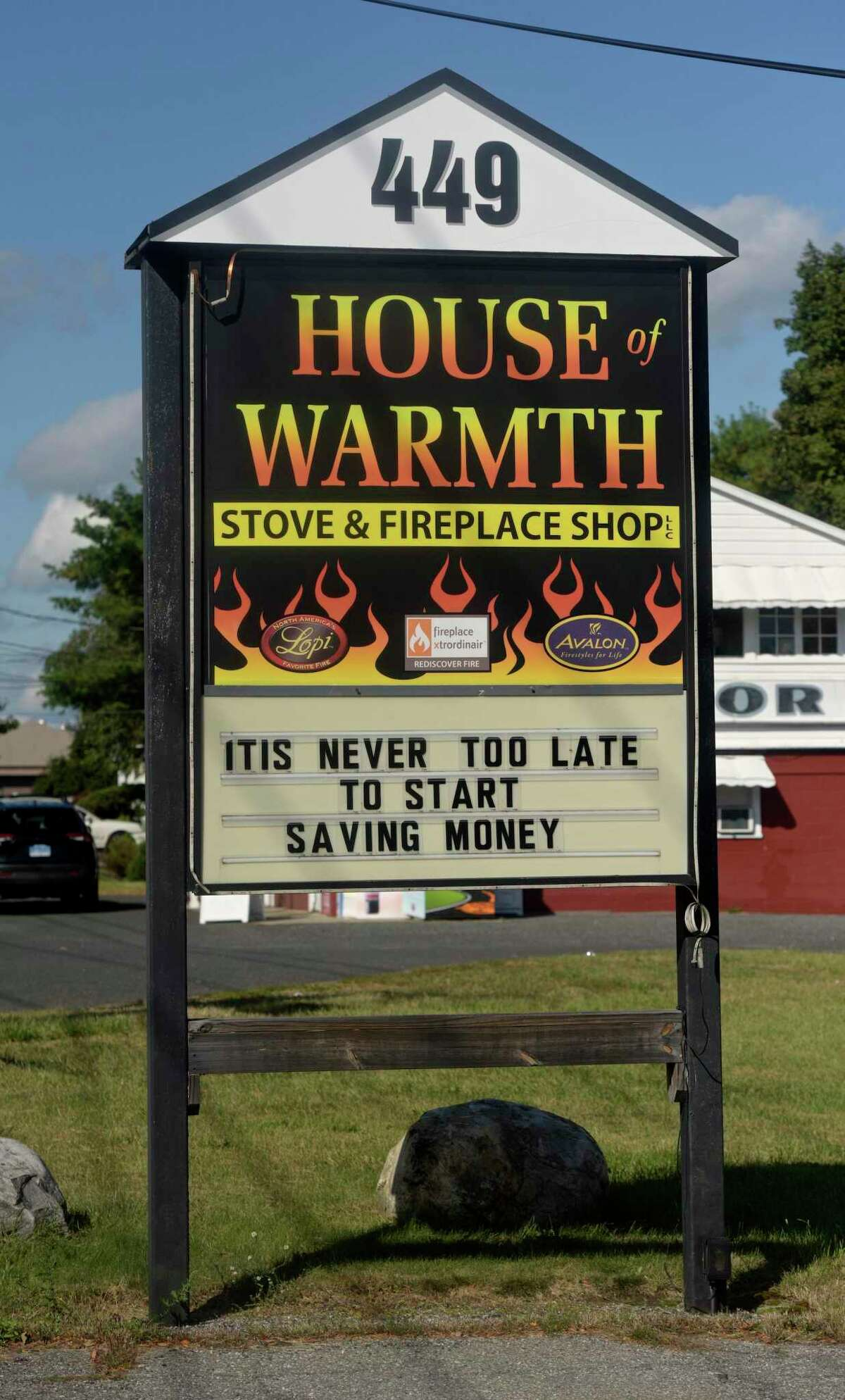 Nyree Pieck and her husband, Brian, own House of Warmth in New Milford, Conn.