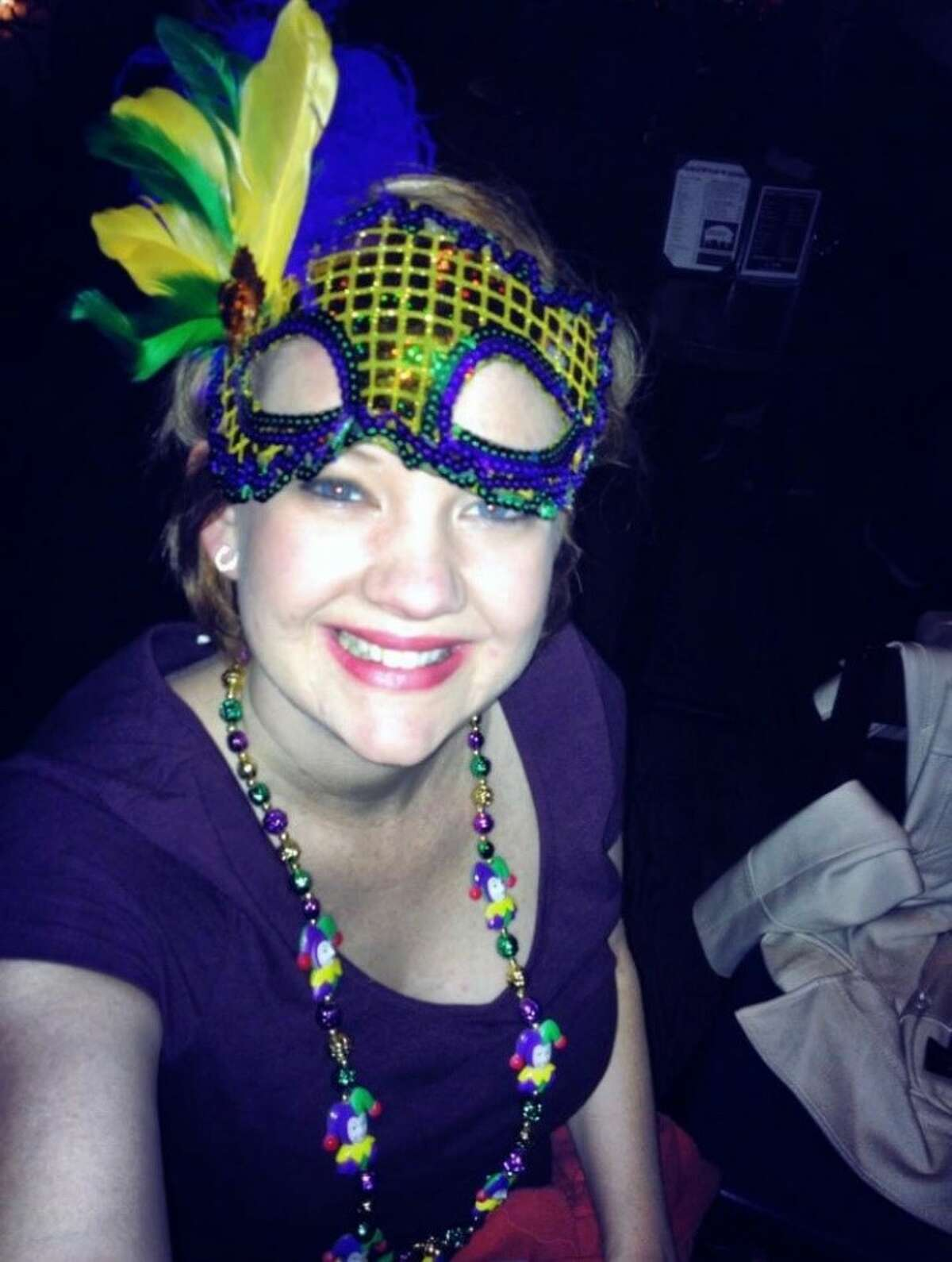 2. I'm from New Orleans and my favorite season is Mardi Gras.