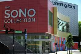 The SoNo Collection mall opened in October 2019 in Norwalk, Conn.
