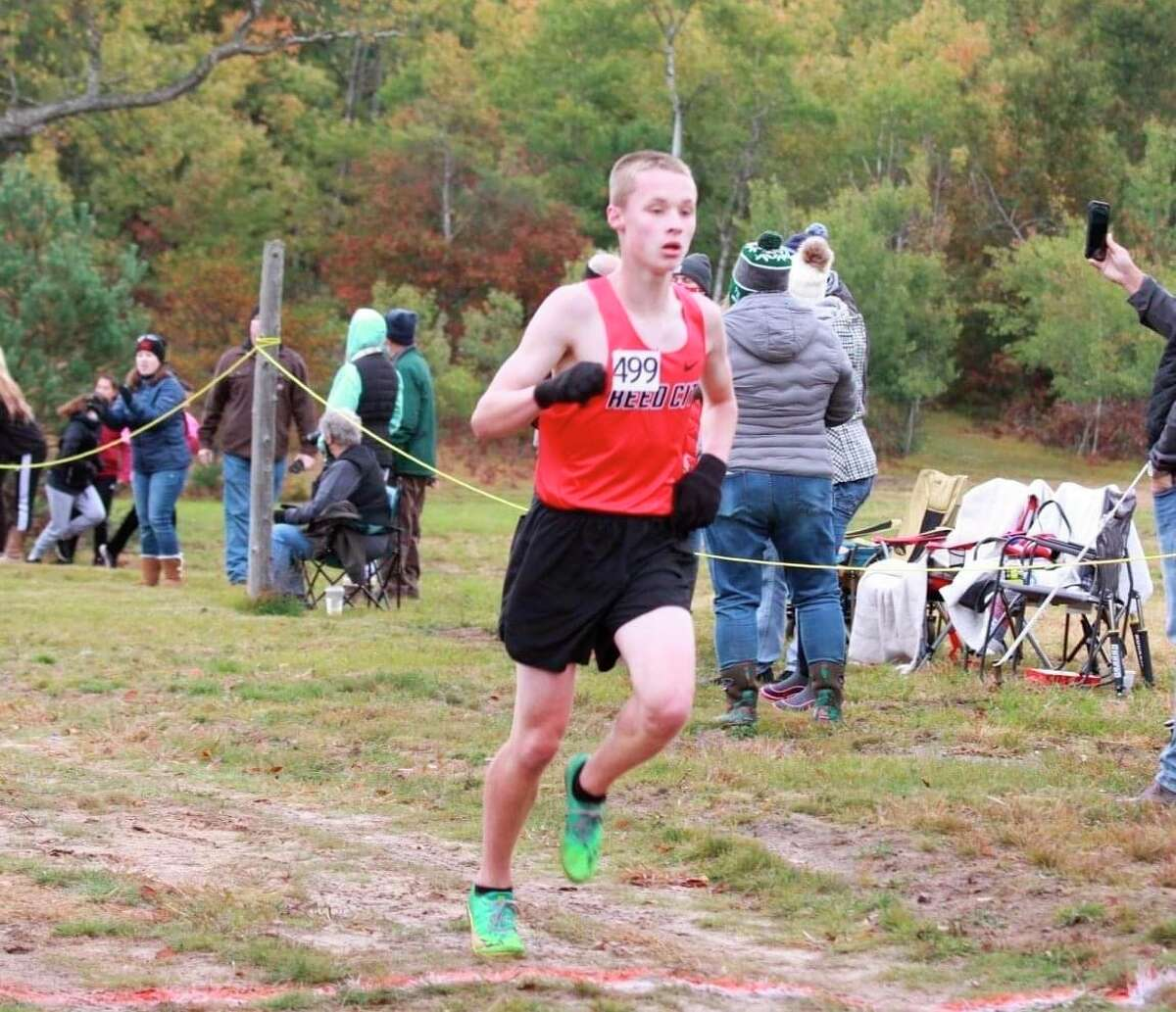 Reed City was led by Ryan Allen who was fourth (17:51.71) in Saturday's Invitational. (Courtesy photo)