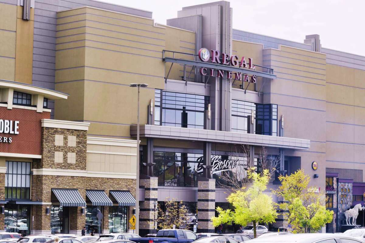 Regal has theaters at Colonie Center, Crossgates Mall in Guilderland, Clifton Park Center, Aviation Mall in Queensbury, and Rensselaer County Plaza in East Greenbush.
