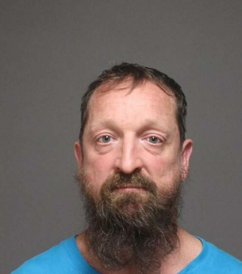 Jason Scoran, a 45-year-old Fairfield man, was arrested and charged with third-degree assault, third-degree strangulation and disorderly conduct, according to police. Photo: / Fairfield Police Department / Contributed