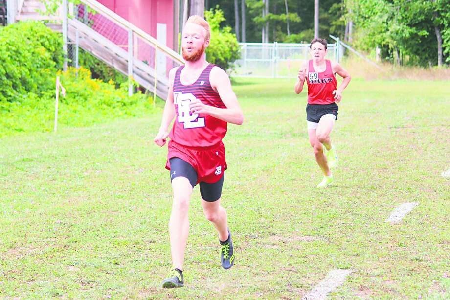 The Bear Lake and Brethren cross country programs competed in Shepherd over the weekend. Photo: News Advocate File Photo