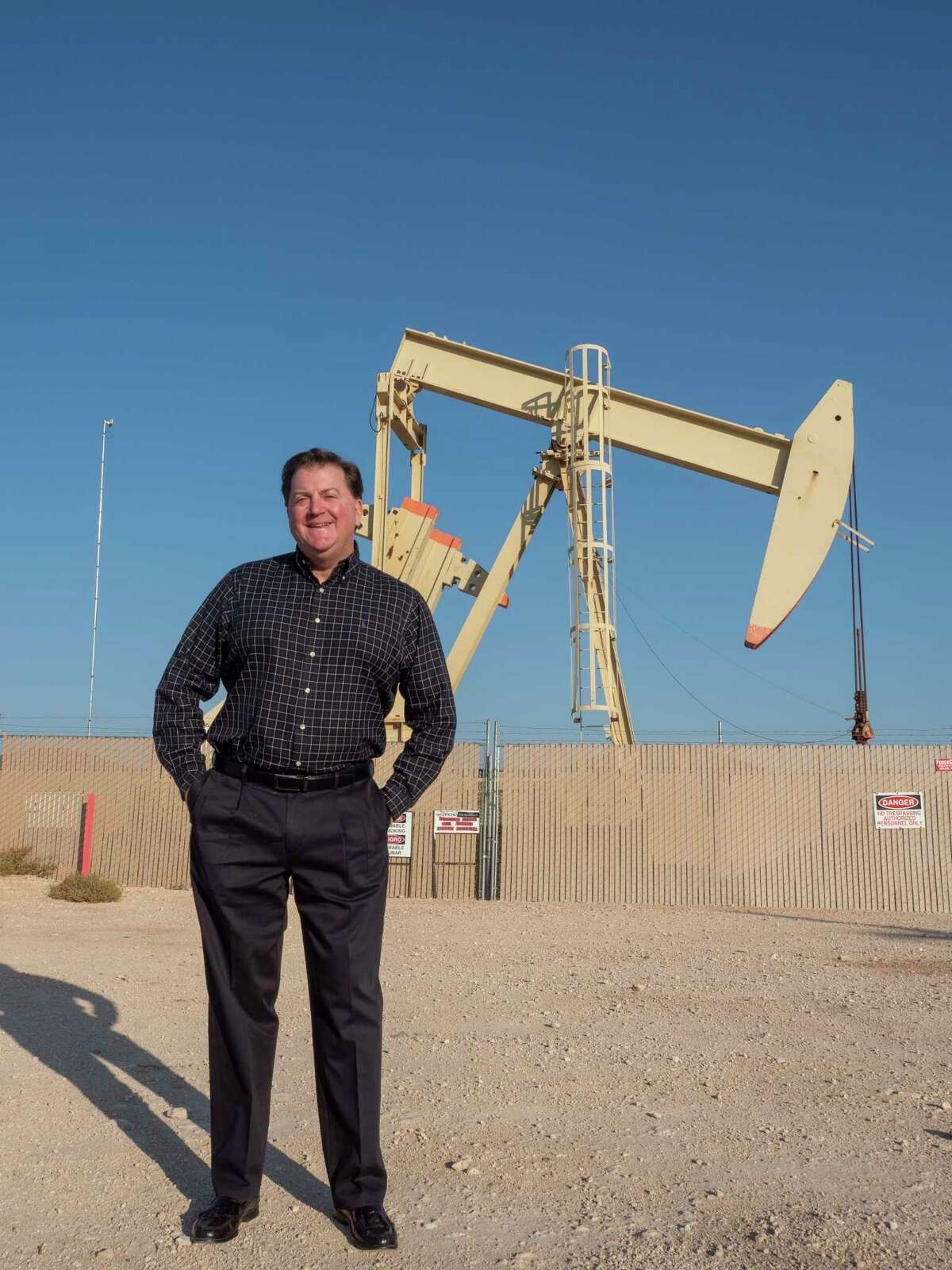Odessa oilman Kirk Edwards spearheaded the creation of Permian Fuels America, a task force and campaign aimed at encouraging workers not to abandon the industry.