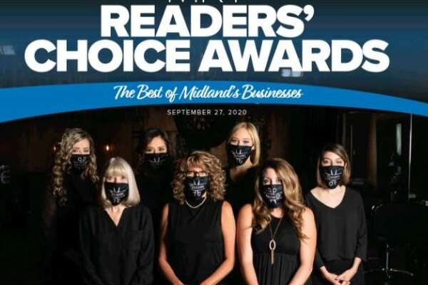 readers' choice mag cover 2020