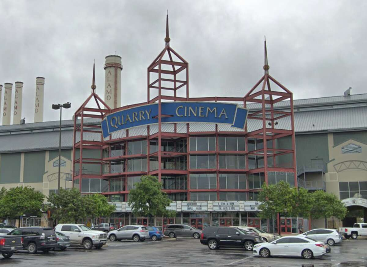 Cineworld Group Plc said Monday that 536 Regal cinemas in the U.S., including Regal Alamo Quarry, would close on Thursday.