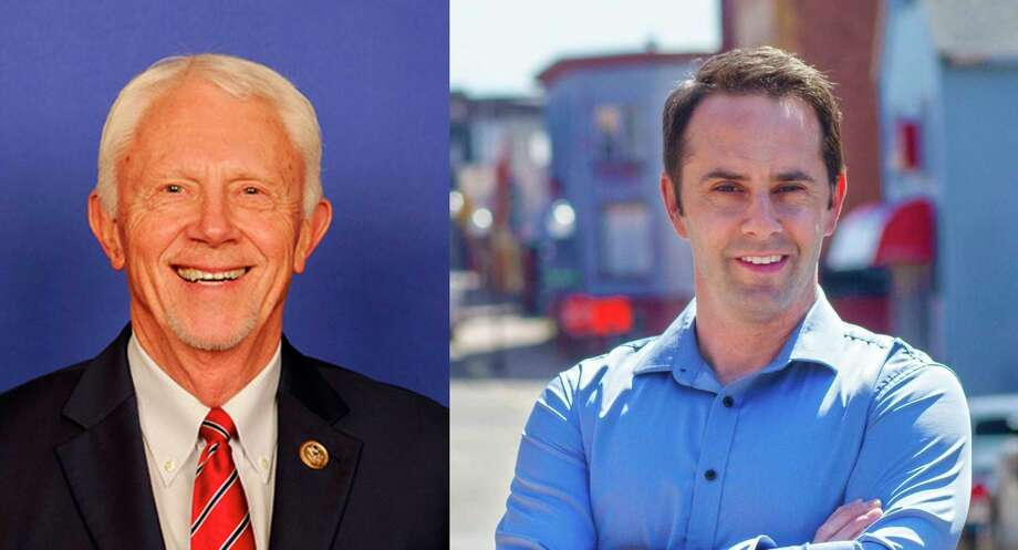 U.S. Rep. Jack Bergman (R) is running to keep his seat in the 1st Congressional District; he is going up against challengers Democrat Dana Ferguson (pictured) and Libertarian Ben Boren.(Courtesy photo)