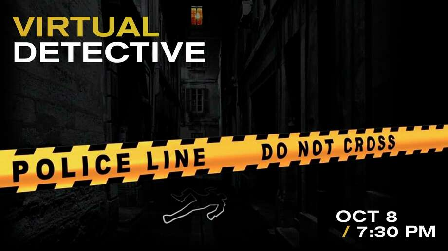 Thursday, Oct. 8: Midland Center for the Arts presents Virtual Detective at 7:30 p.m.(Photo provided/Midland Center for the Arts, Facebook)