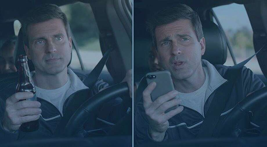 AAA warns that distracted driving is more than just texting or talking on a cellphone while driving. (Courtesy Photo)