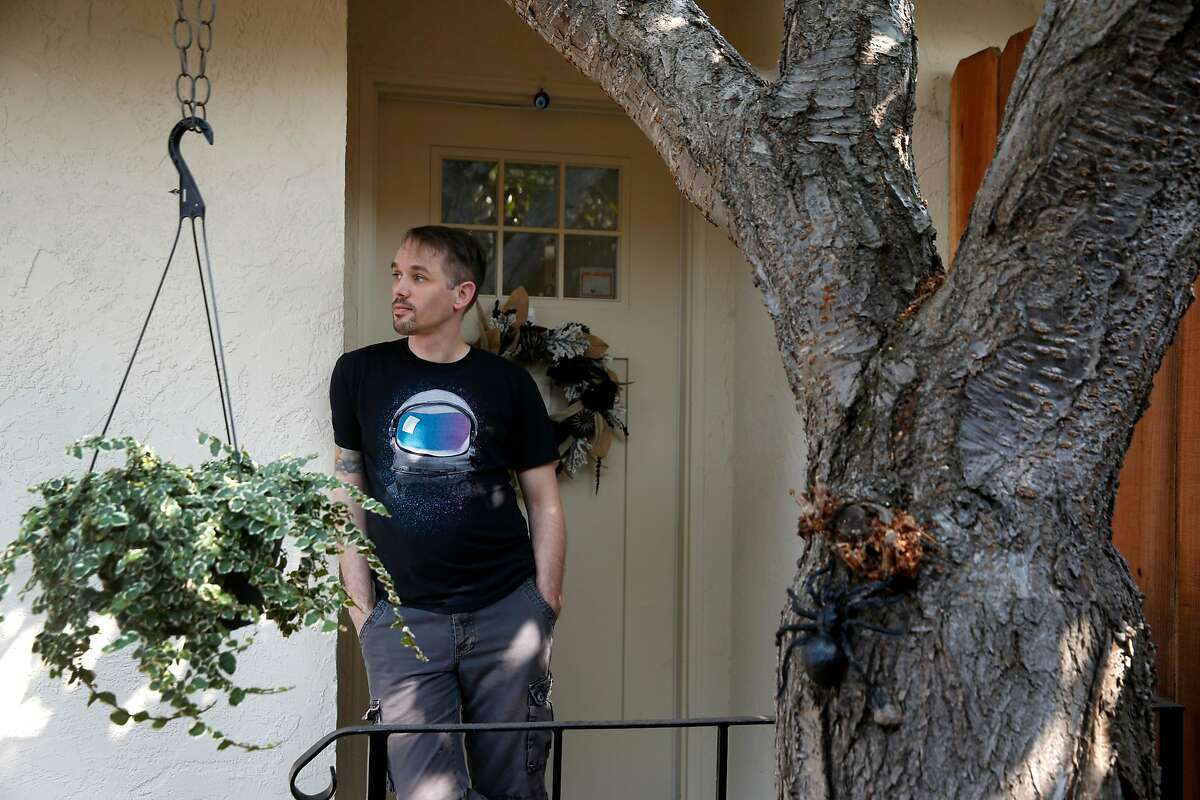 Josh McManus of Richmond has rarely left the house since the coronavirus pandemic shutdown was ordered in March.