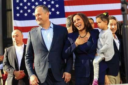 Kamala Harris S Husband Doug Emhoff To Campaign In Texas Today Including San Antonio Stop Expressnews Com