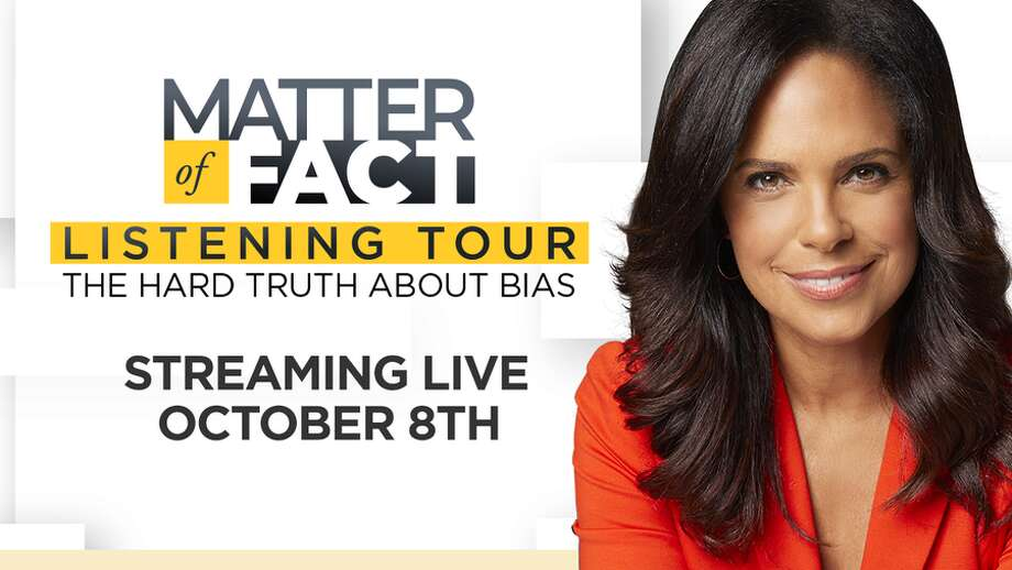 Watch live on on the Matter of Fact with Soledad O'Brien website on Thursday, Oct. 8 at 7 p.m. Photo: Hearst Television