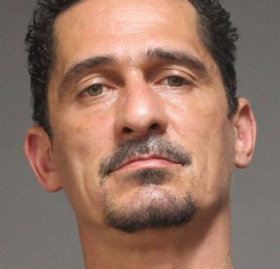 Fairfield police Lt. Antonio Granata said Daniel Clough, 46, was charged with third-degree assault and violating a protective order after an alleged altercation on Sept. 16. Photo: / Fairfield Police Department