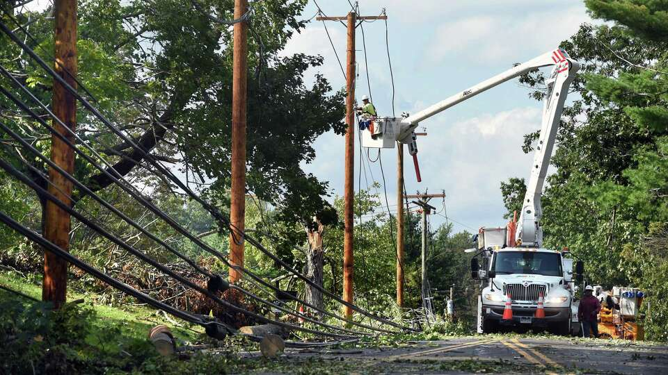 Data suggests CT utilities are more reliable than other New England companies