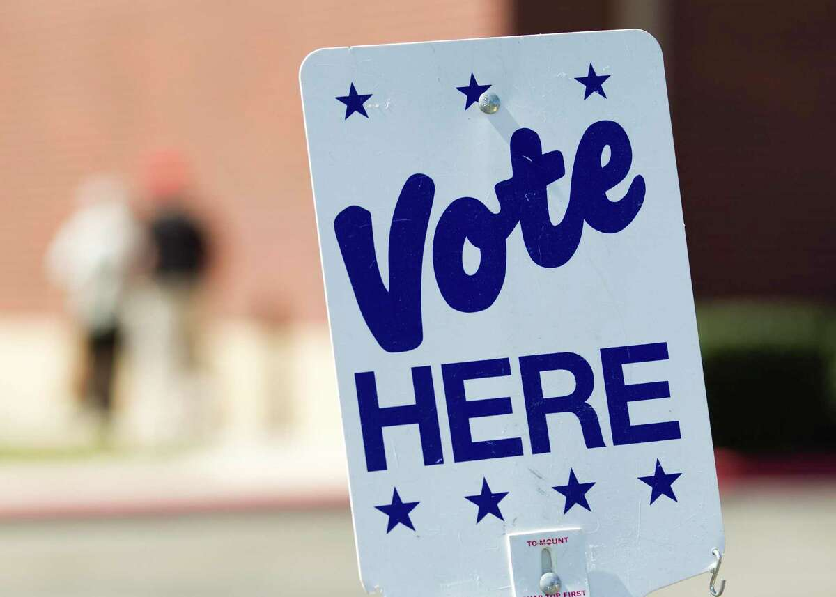 Early voting in Harris County begins Oct. 13.