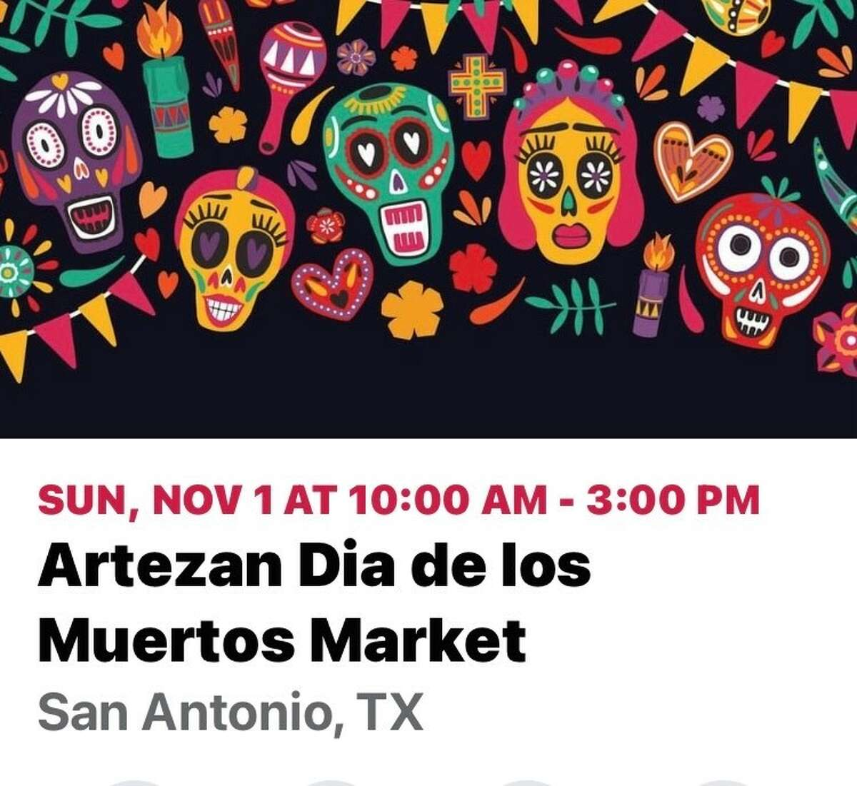 A Día de los Muertos market will take over a South Side venue on Nov. 1 with local vendors, artists and an altar.
