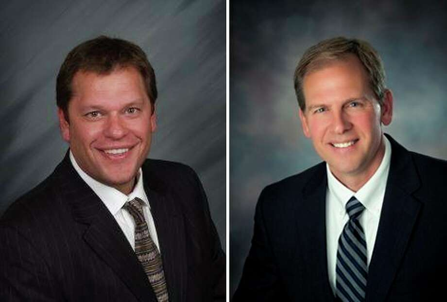 Incumbent Steve Arnosky and Matt Rapanos are running for Ward 3 Midland City Council seat.