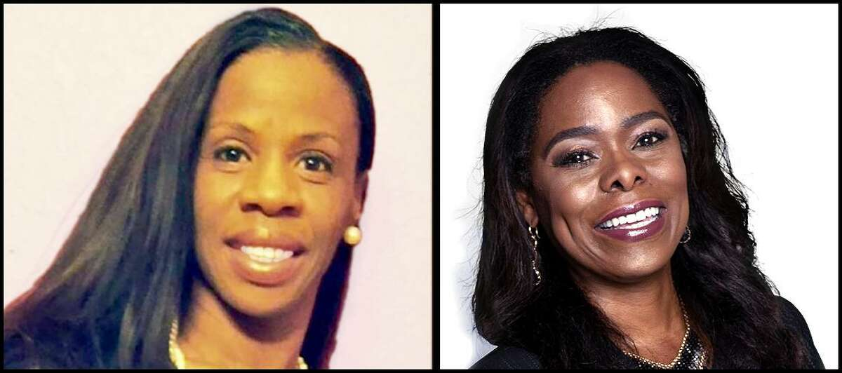 Denetta Williams (left), incumbent Allison Drew (right) and Reggie Abrahams (not pictured) are candidates for Fort Bend ISD trustee position 5 in the upcoming Nov. 3 election.