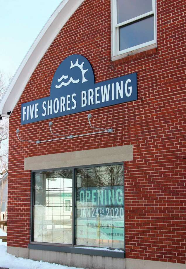 Five Shores Brewing was one of 17 Benzie businesses that received funding from the CARES ActSmall Business Restart Program. (File Photo)