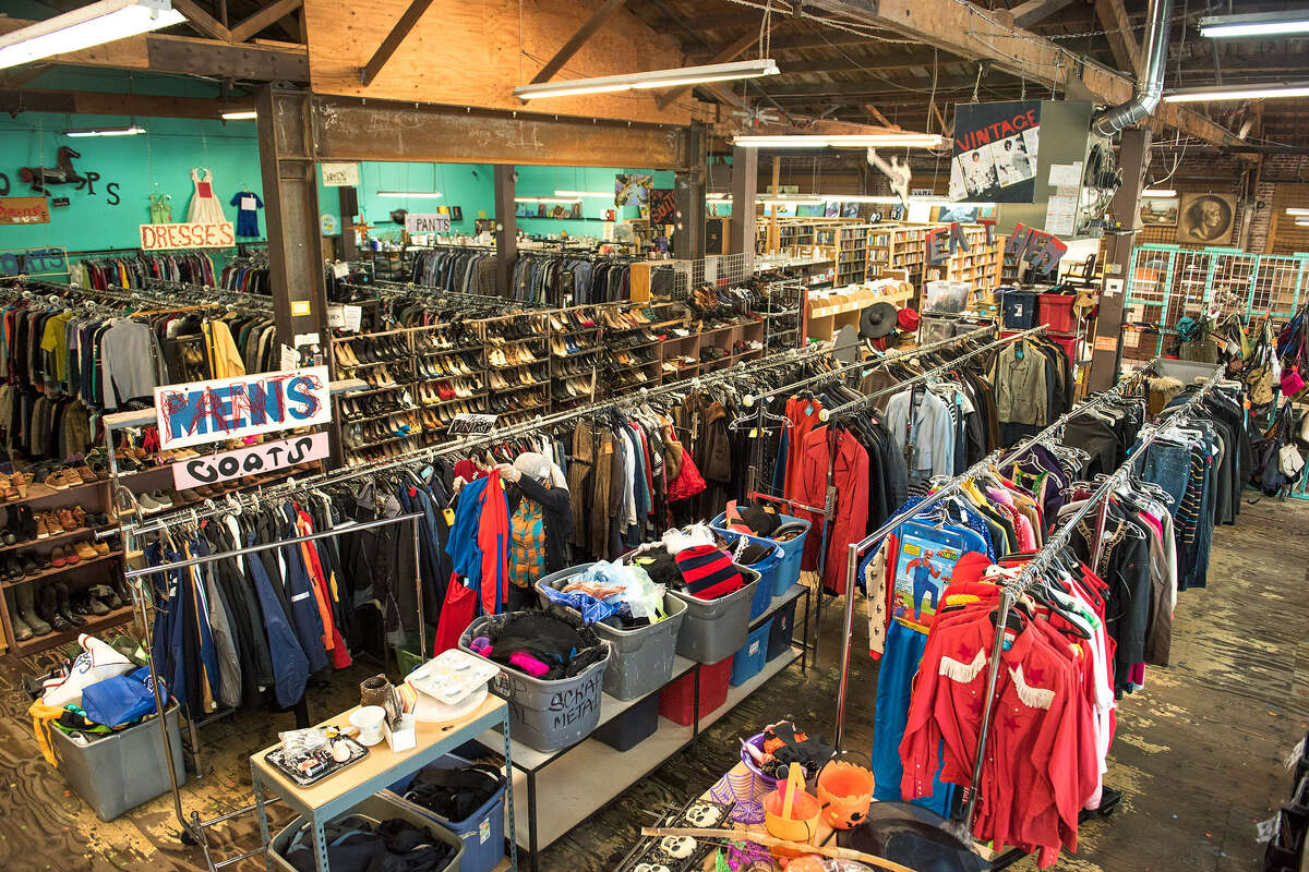 Community Thrift Store, located in the Mission neighborhood of San Francisco, has been supporting over 200 Bay-Area organizations since 1982.