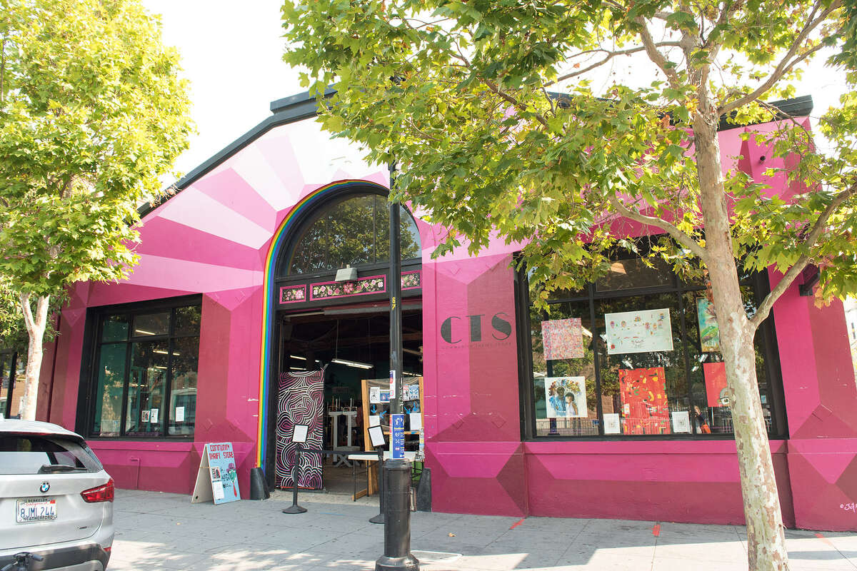 Community Thrift, in the Mission District of San Francisco, opened in 1982 and supports over 200 Bay Area charities.
